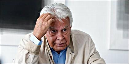 Felipe González (PSOE).