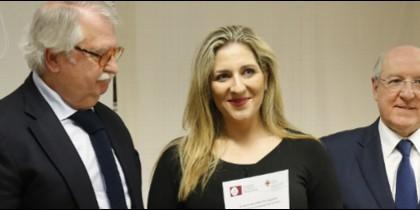 Vanessa Pérez Becerra, ganadora del Premio 'Bárbara Castro'