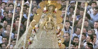 Procesión de la Virgen del Rocío