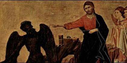 Papa: 'Jesús nos enseñó pedir que el poder del diablo no nos domine'