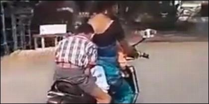 Deberes en moto