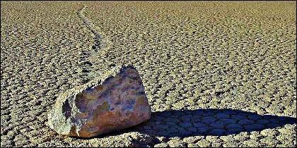 Parque nacional Death Valley en California (EEUU).