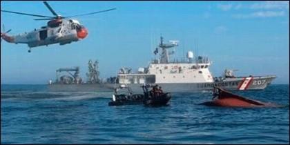 Accidente naval