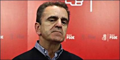 José Manuel Franco, líder del PSOE en Madrid.