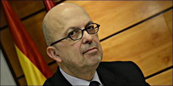 El periodista Nacho Villa, director de RTVCM.