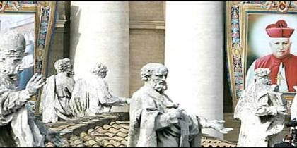 Canonizacions en San Pedro