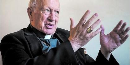Cardenal R. Ezzati