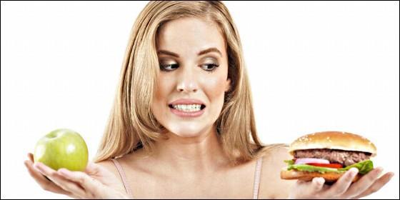 Dieta, calorías, alimentación, nutrición y adelgazar.
