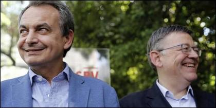 Zapatero y Xim
