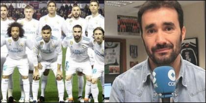 Castaño - Real Madrid
