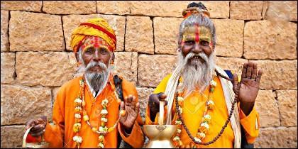 La secta vishishtadvaita del hinduismo, cree que Brahman es el centro del universo y del alma.