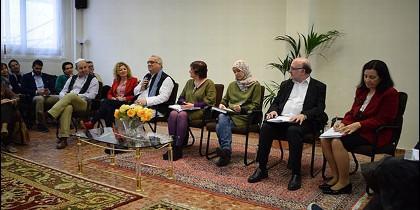 Jornada interreligiosa en el Centro Bahá-í