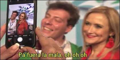 Pa'mala tú, Cristina ('Lo malo')