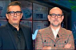 Andreu Buenafuente y Fernando Jerez