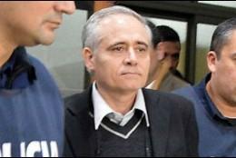 Justo Ilarraz, detenido por la Policía