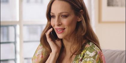 Eva Gonzalez protagonista de la campaña de Cortefiel