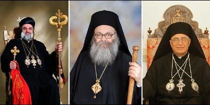 Patriarcas y Siria