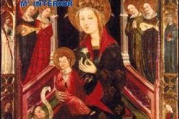 Tabla de la Virgen de los Ángeles