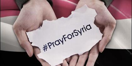 Una oración por Siria