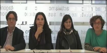 nauguración del 'Máster en Liderazgo' de la URJC y Comisiones Obreras