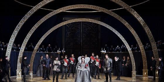 Gloriana - Teatro Real
