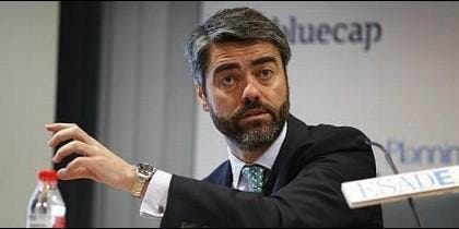 Luis Enríquez, CEO de Vocento.