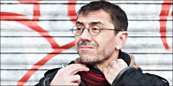Monedero sale en defensa de los `rojos` Iglesias y Montero y lo ponen colorado por cuentista