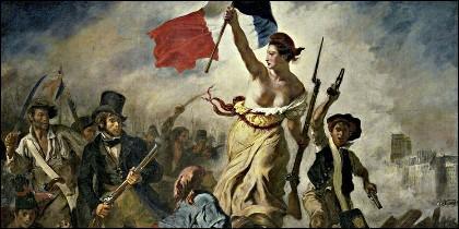 Historia de la Revolución Francesa.