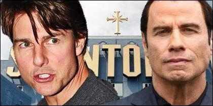 Tom Cruise y John Travolta