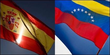 Venezuela y España