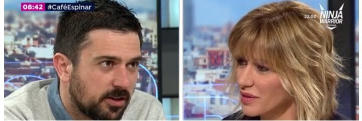 Ramón Espinar y Susanna Griso.