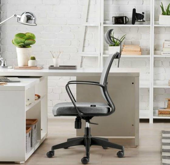 Sillas de oficina para dolor de espalda ocio y cultura for Silla ergonomica amazon