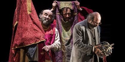 Ahora todo es de noche - Teatro Español