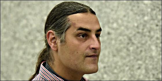 Ignacio Domínguez-Robles, uno de los grafiteros españoles detenidos en Nueva York.