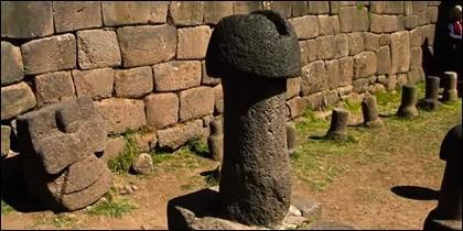 Templo del Incauyo