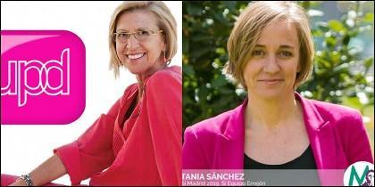 Tania y Rosa