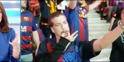 Ana Rosa ajusticia a este odiador de turno que insulta a España.