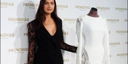 Irina Shayk en Pronovias