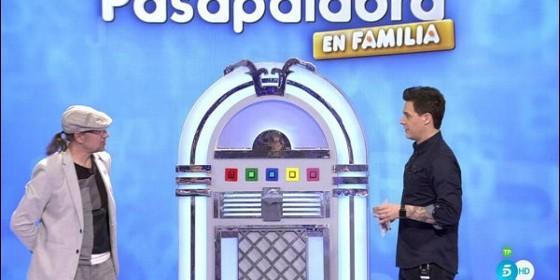 'Pasapalabra en Familia' de Telecinco.