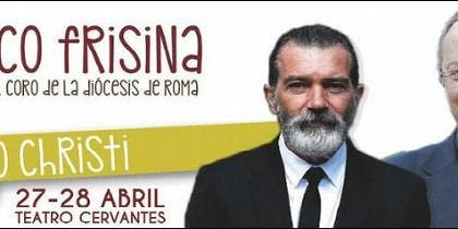 El Teatro Cervantes de Málaga acoge 'Passio Christi', de Marco Frisina