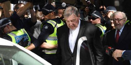George Pell, ante el tribunal australiano