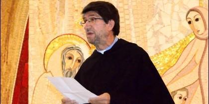 Alejandro Moral, osa, prior general de los agustinos