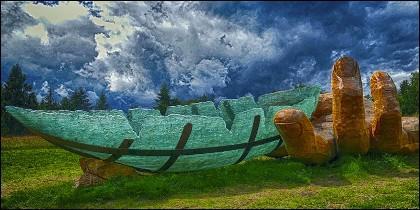 La inmortalidad en el arca de Noé genética