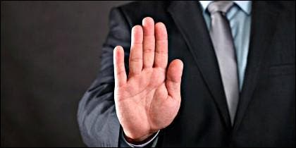 Los gestos o cuando hablamos con las manos.
