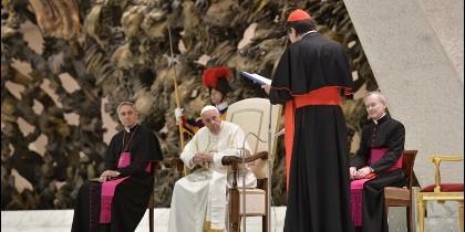 'Sin paciencia se entienden las guerras internas de una congregación'