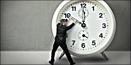 El reloj vital y nuestro tiempo.