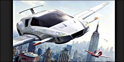 Movilidad urbana: Taxis aéreos en las ciudades.
