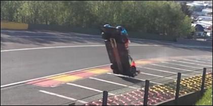 Accidnente coche