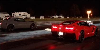 ¡Chevrolet Corvette ZR1 destrona al rey Challenger SRT Demon!