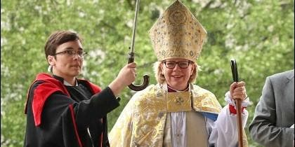 Sarah Mullally será la tercera autoridad de la Iglesia de Inglaterra
